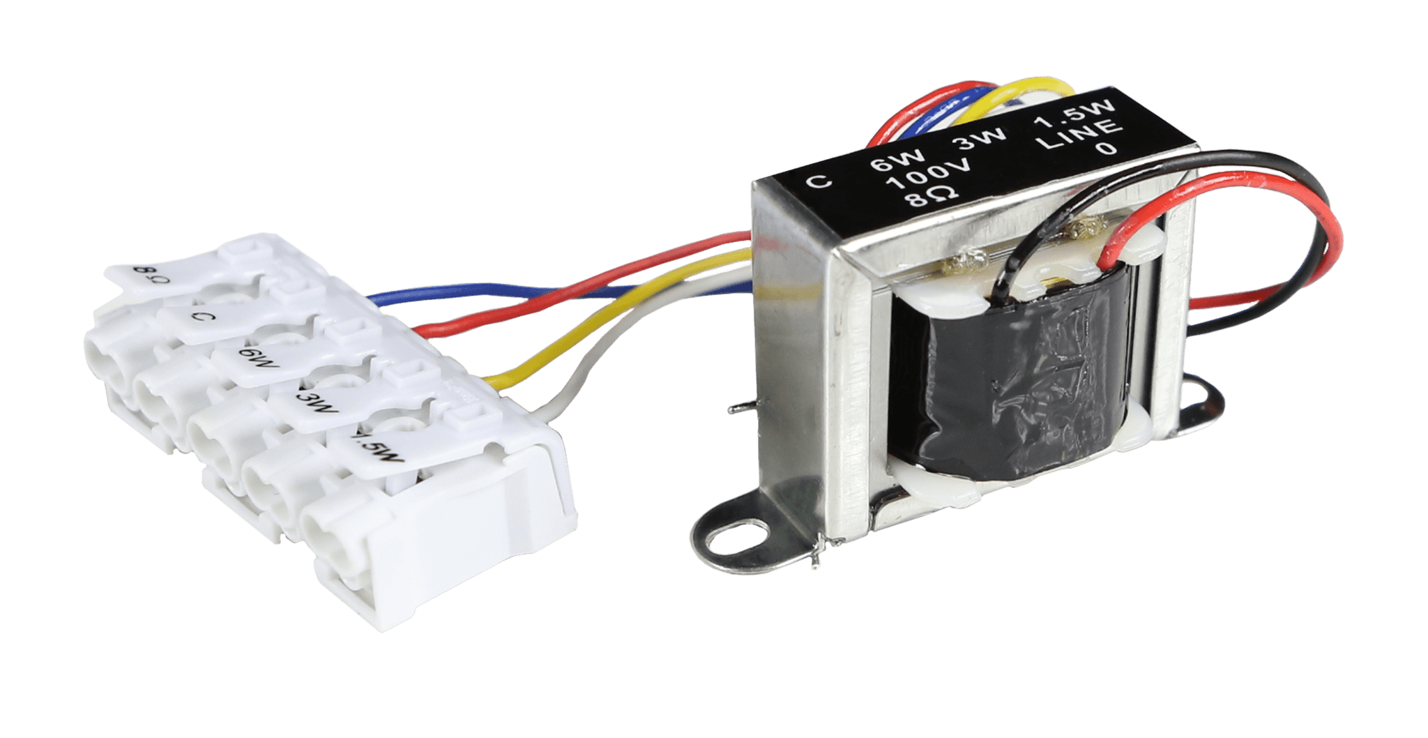 TR1006F - Audio line transformer 6W 100V