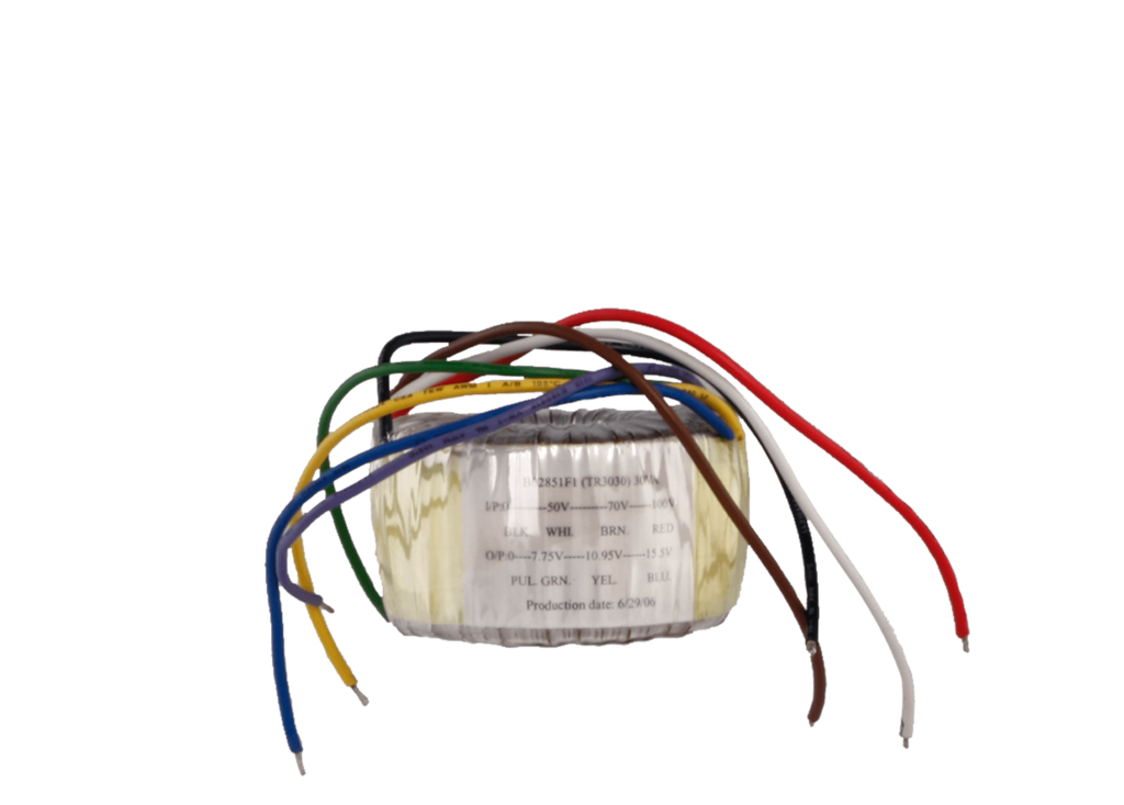 TR3030 - Toroidal audio line transformer 30W 100V