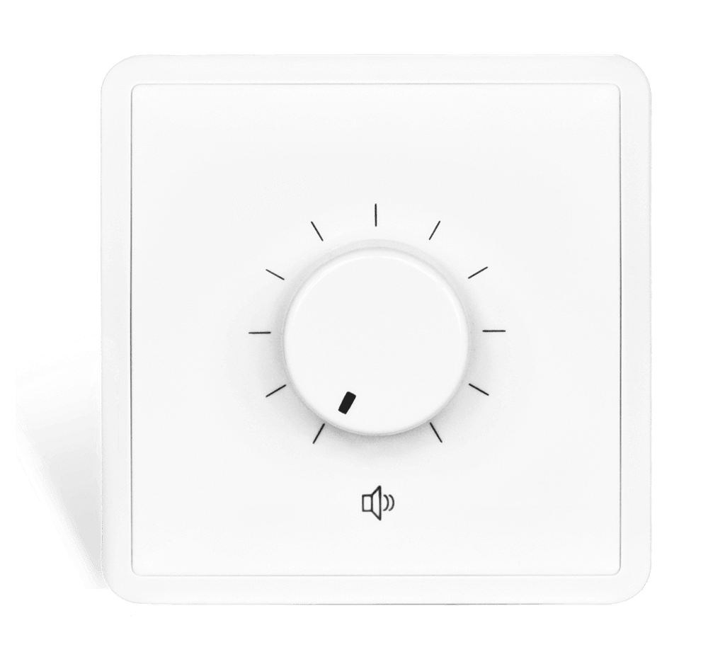 VC3022 - 100V volume controller 20W 80 x 80 mm
