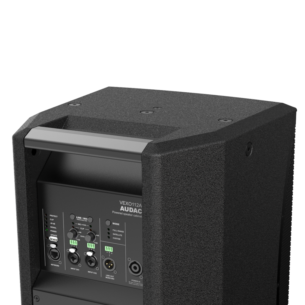 """VEXO112A - 12"""" high-output 2-way active loudspeaker"""