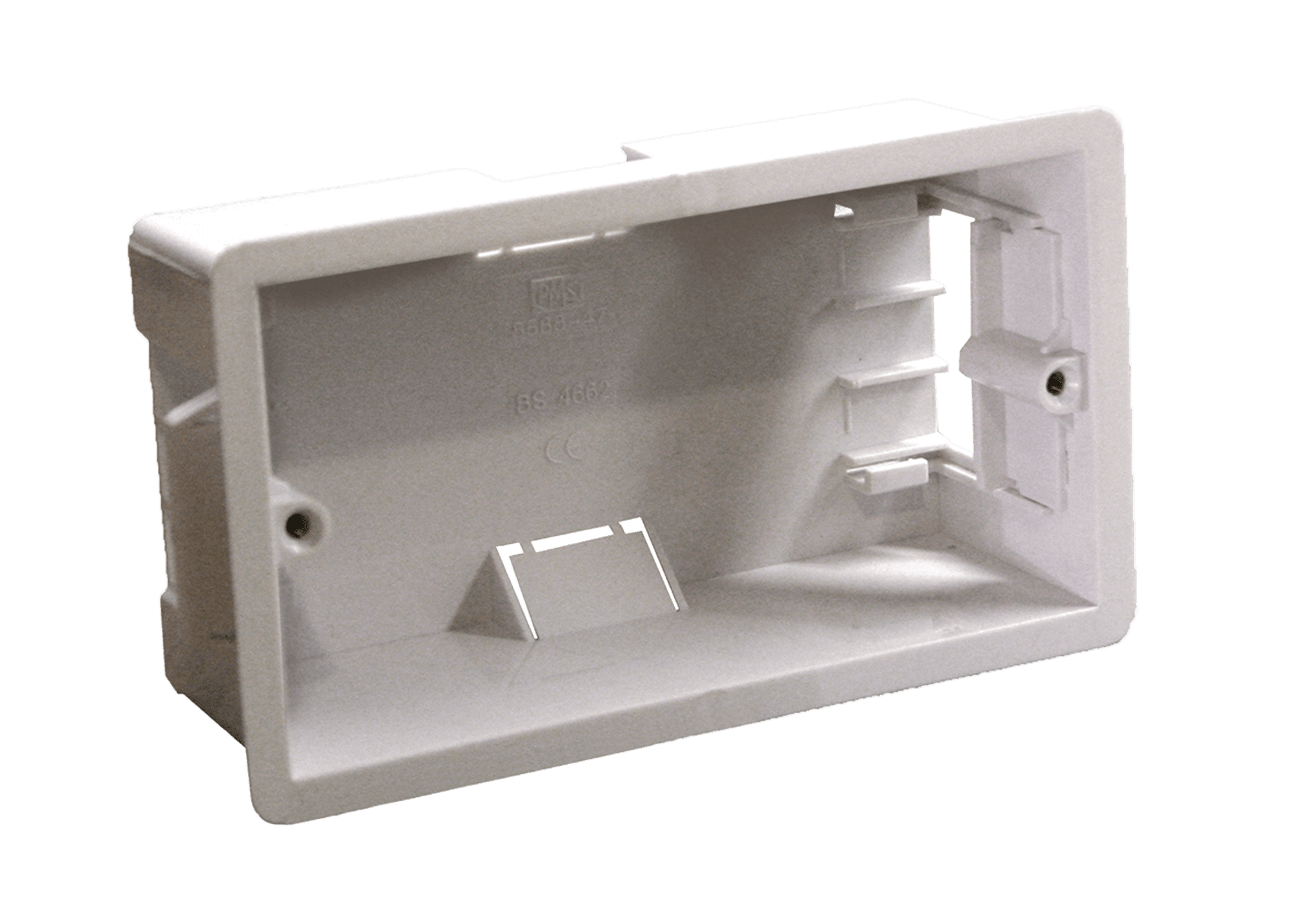 WB50/FG - Flush mount box for AUDAC wallpanel - hollow wall