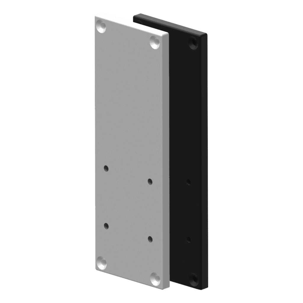 WBP100 - Wall bracket plate for XENO/VEXO speaker
