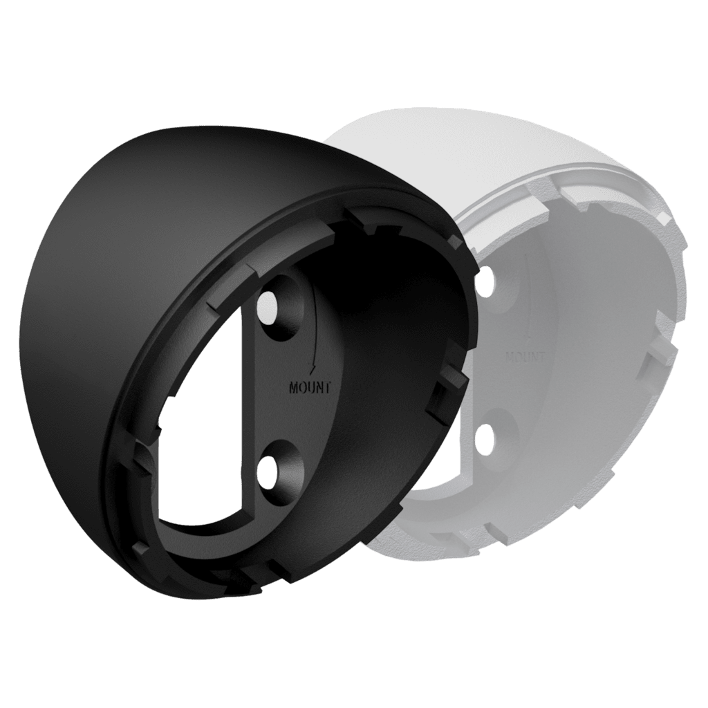 WMA20 - Extension mount with 30° incline angle for ATEO2