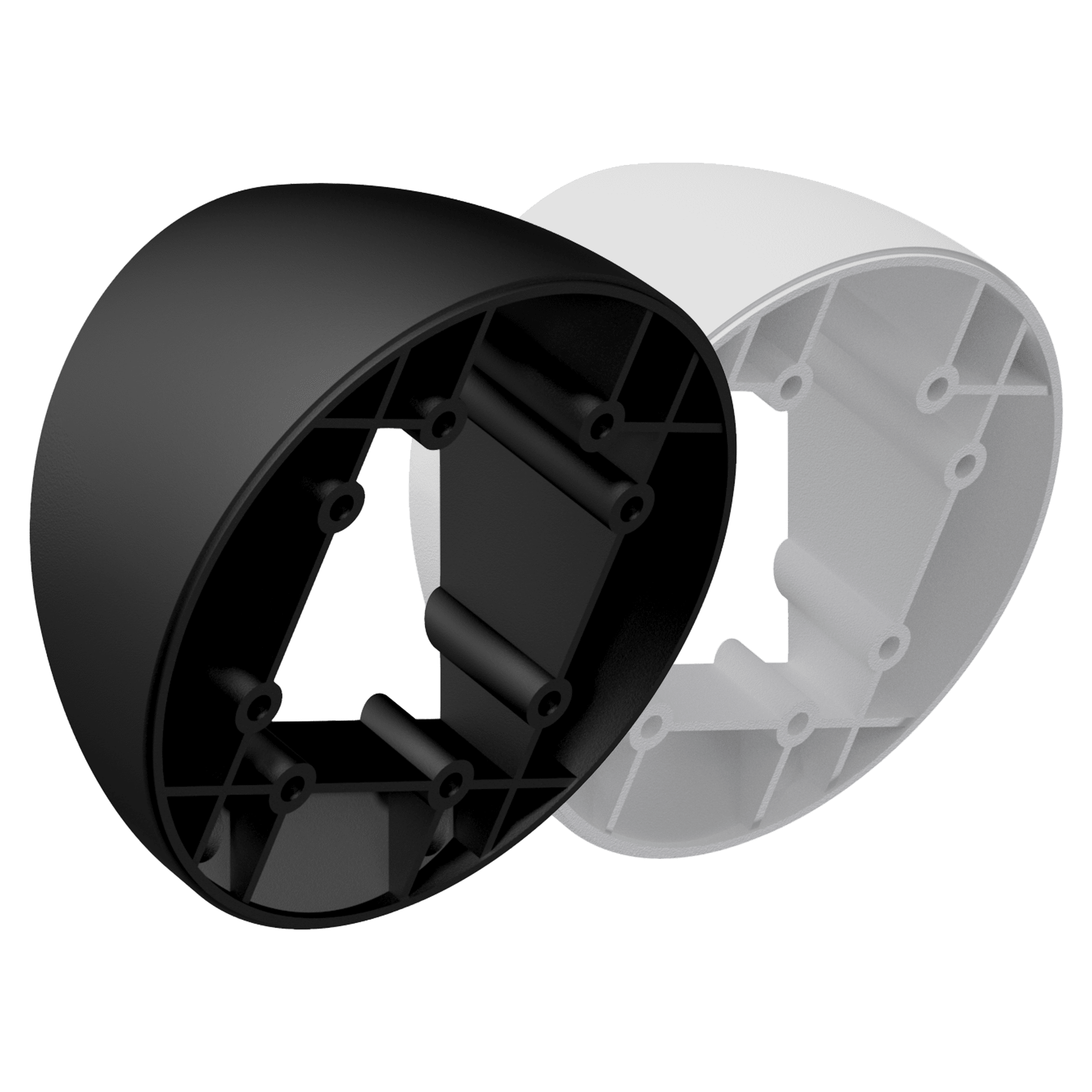 WMA40 - Extension mount with 30° incline angle for ATEO4