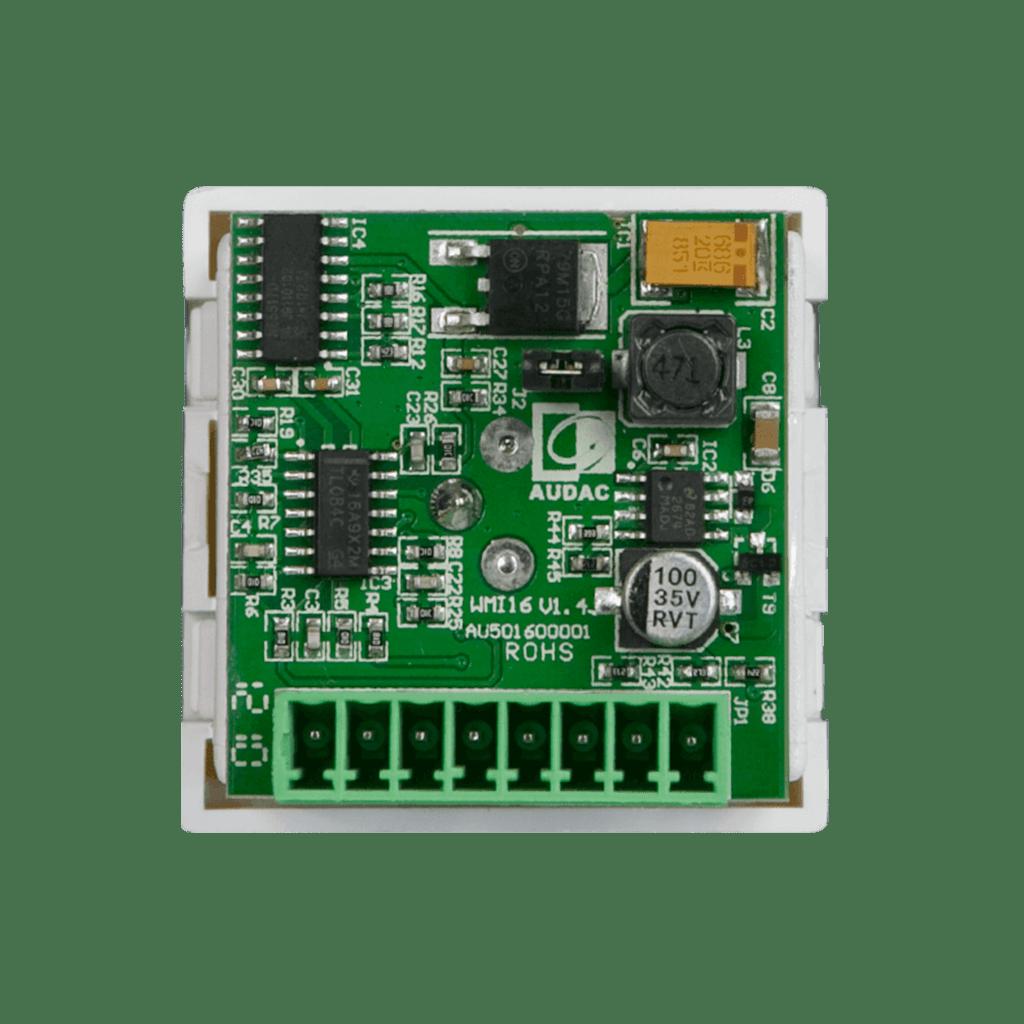 WMI18 - Active audio transceivers XLR