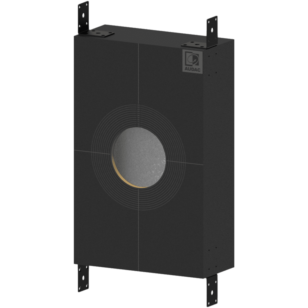 WMM630 - In-ceiling/wall back-box for flush mount ceiling speakers