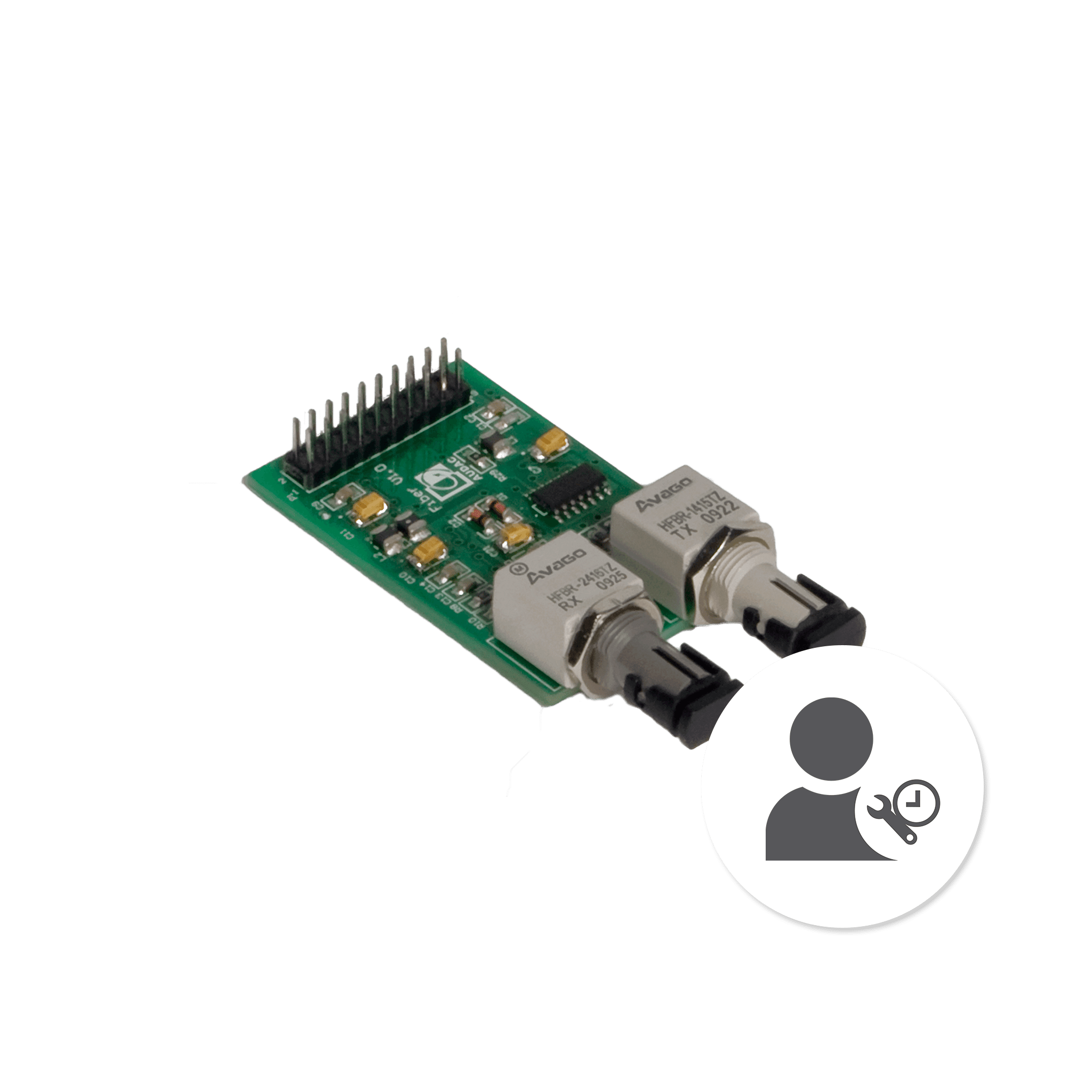 WORKOPT2 - Installation of the OPT2 module in an M2 or R2 matrix system