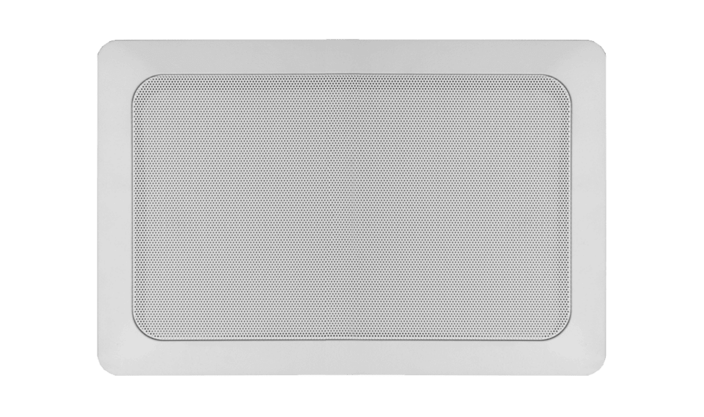 "WS624 - Quick fit 2-way 5 1/4"" rectangular in-wall speaker"