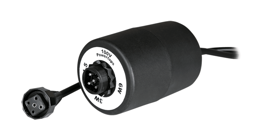 WTR06 - Waterproof transformer 6W 100V