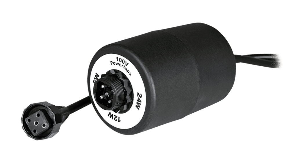 WTR24 - Waterproof transformer 24W 100V