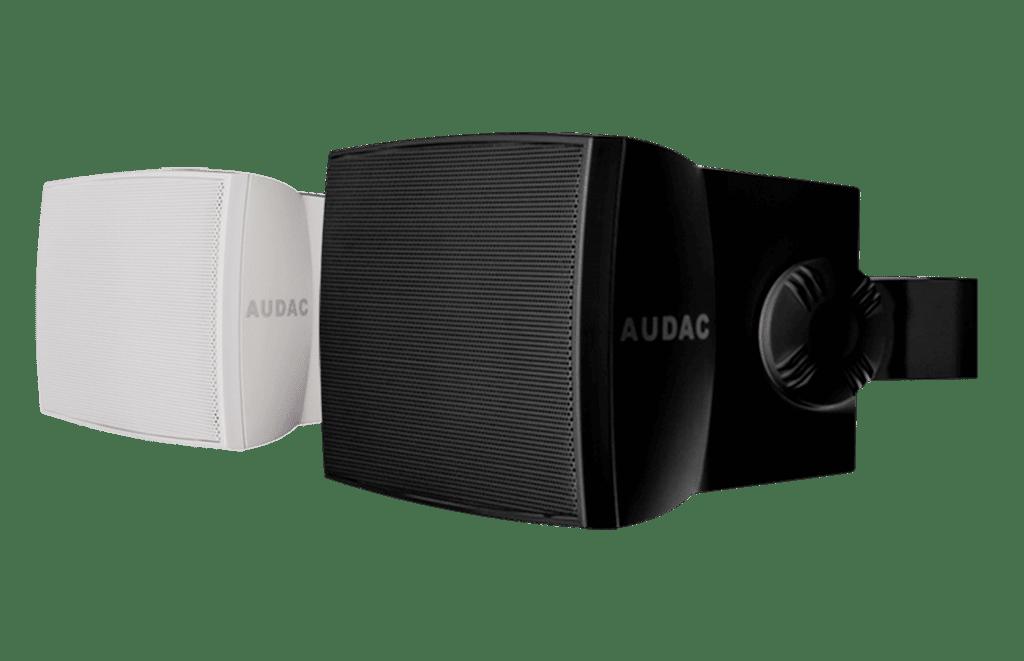 "WX502_O - Outdoor wall speaker 5 1/4"""