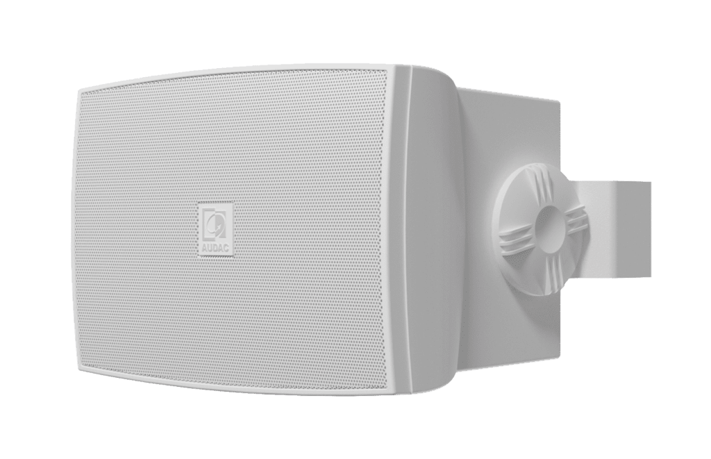 WX502_O - Outdoor universal wall speaker 5 1/4""