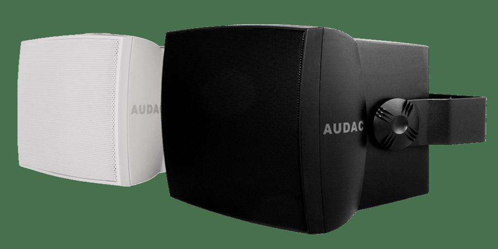 "WX802_O - Outdoor wall speaker 8"""
