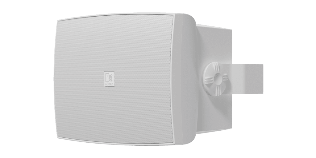 WX802_O - Outdoor universal wall speaker 8""