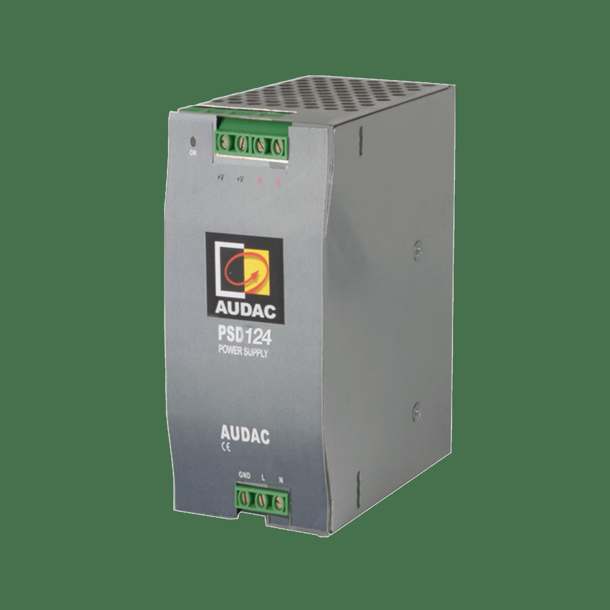 PSD124 - Power supply 12V DC 4A 50W