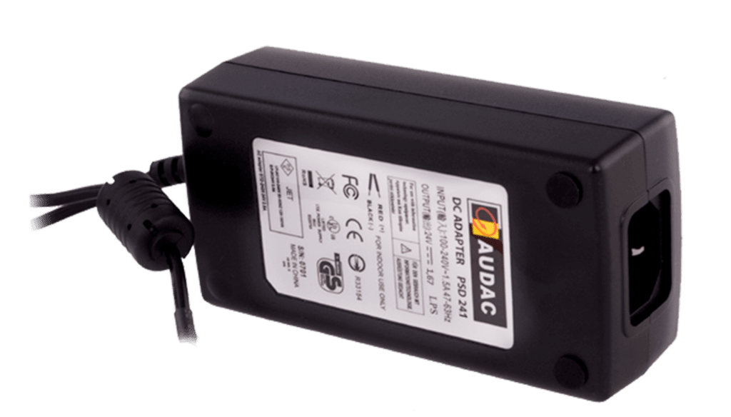 PSD241 - Power supply 24V DC 1.67A ABS