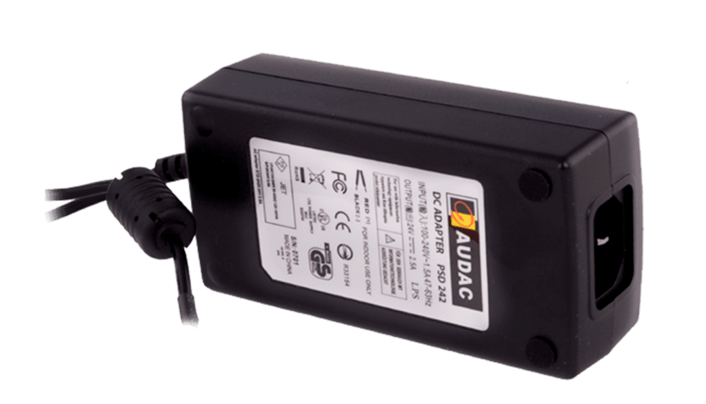 PSD242 - Power supply 24v dc 2.7 a. / 65 watt