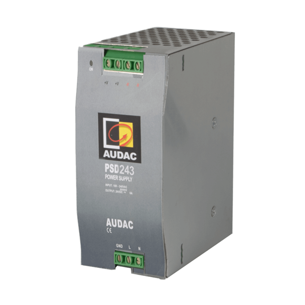 PSD243 - Power supply 24V DC 2A 45W
