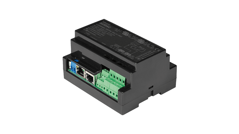 ARU204 - Multi-channel digital relay unit - 4 relays