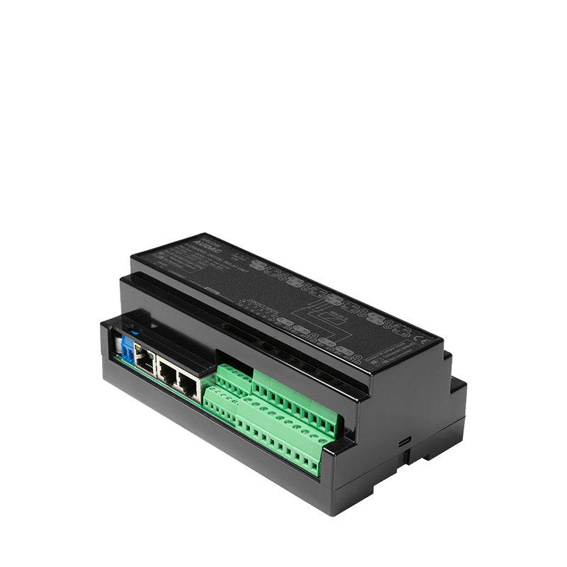 ARU208 - Multi-channel digital relay unit - 8 relays