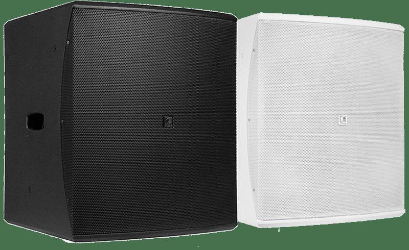 "BASO18 - Compact 18"" bass reflex cabinet"