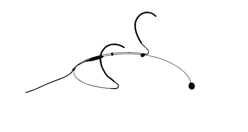 CMX726 - Headset condenser omni-directional microphone