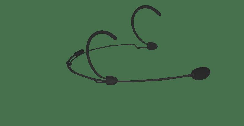 CMX826 - Headset condenser cardioid microphone