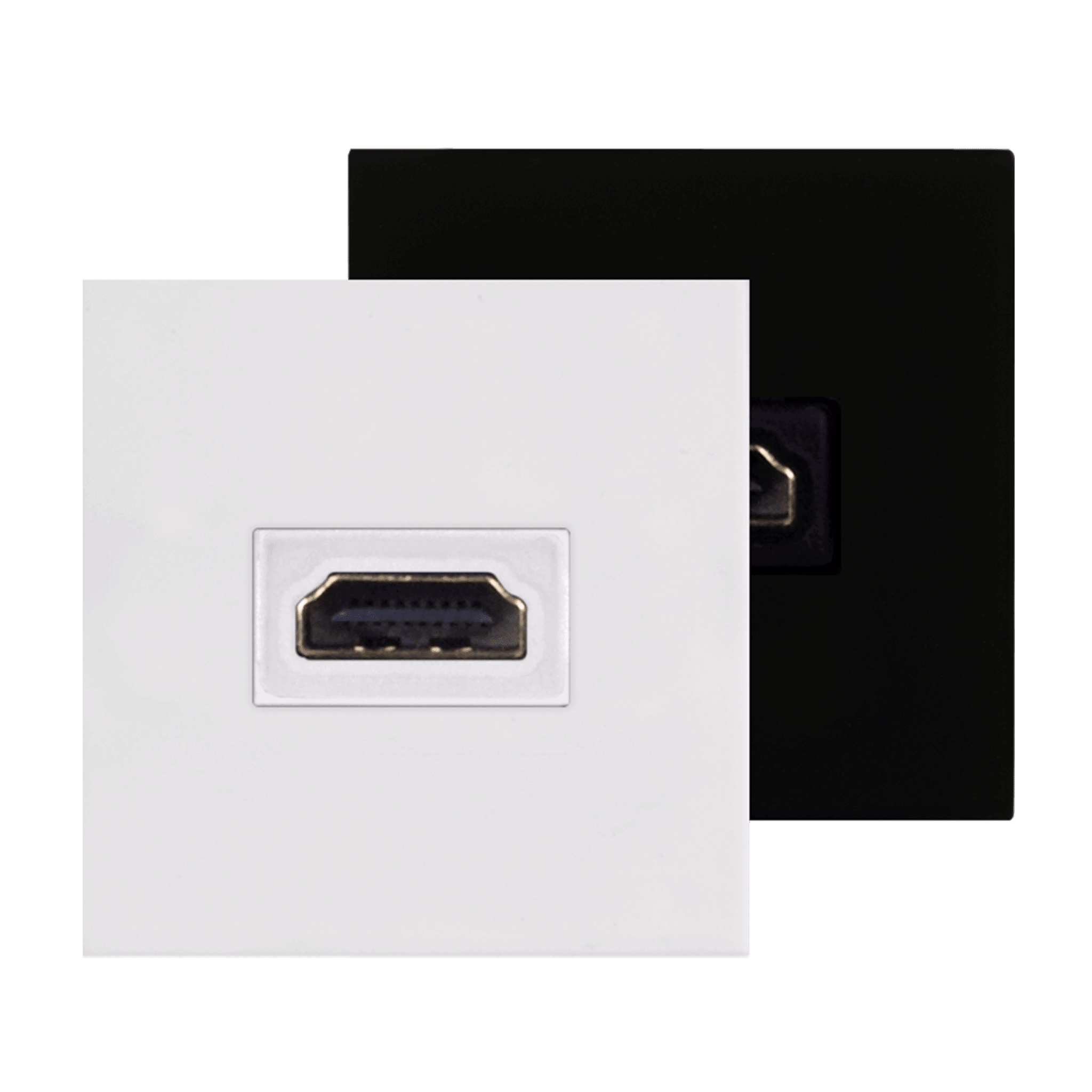 CP45HDM - Connection plate HDMI 45 x 45 mm