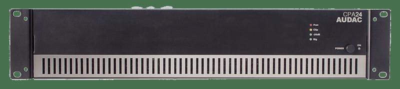 CPA24 - Power amplifier 240W 100V