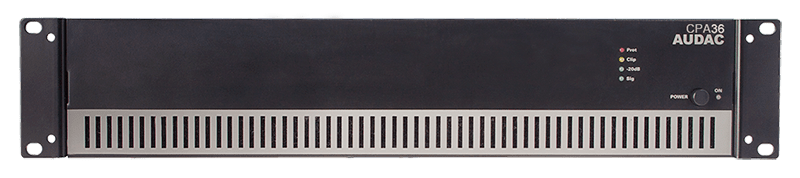 CPA36 - Power amplifier 360W 100V