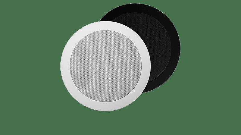 """CS55 - Quick-fit™ dual cone 5 1/4"""" ceiling speaker 8 Ohm/100V"""