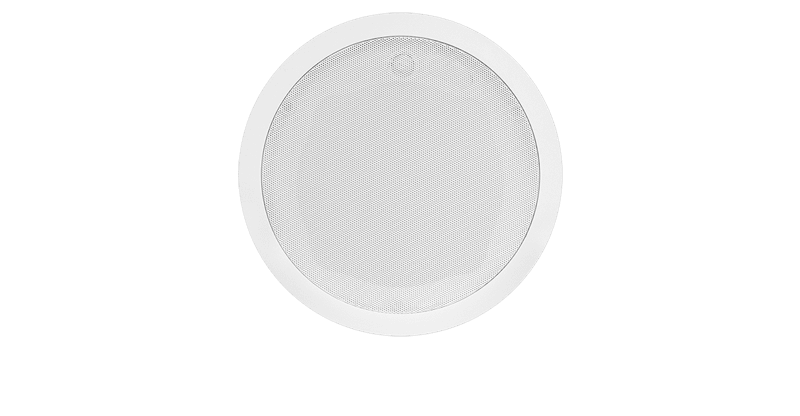CS660 - Quick fit 2-way Ceiling speaker with back can 8 Ohm/100V