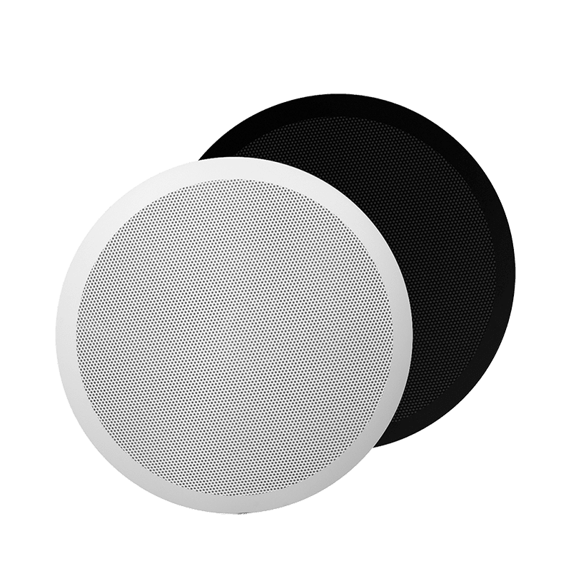 "CS85 - Quick fit 2-way 8"" ceiling speaker 8 Ohm/100V"