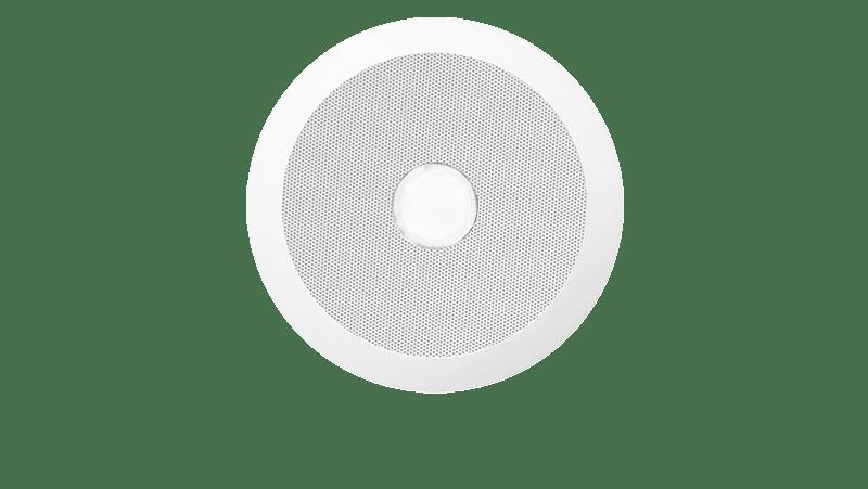 CSE55 - Evacuation quick fit ceiling speaker, 6w, 100v + red led