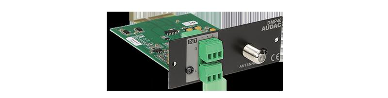 DMP40 - SourceCon™ DAB/DAB+ & FM tuner module