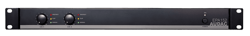 EPA152 - Dual-channel Class-D amplifier 2 x 150W