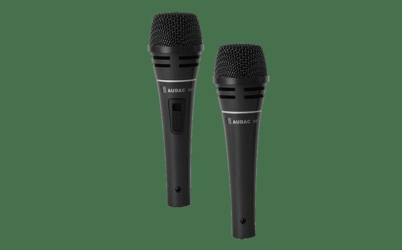 M86_87 - Professional handheld microphone