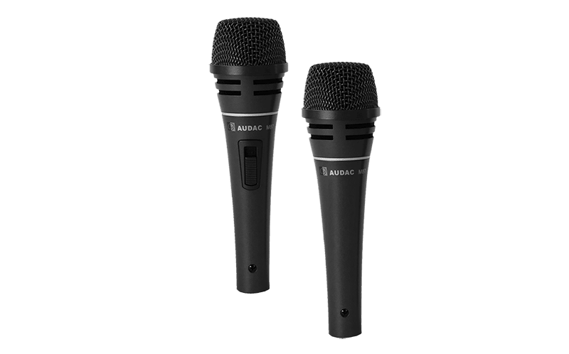 M86_87 - Professional handheld microphone