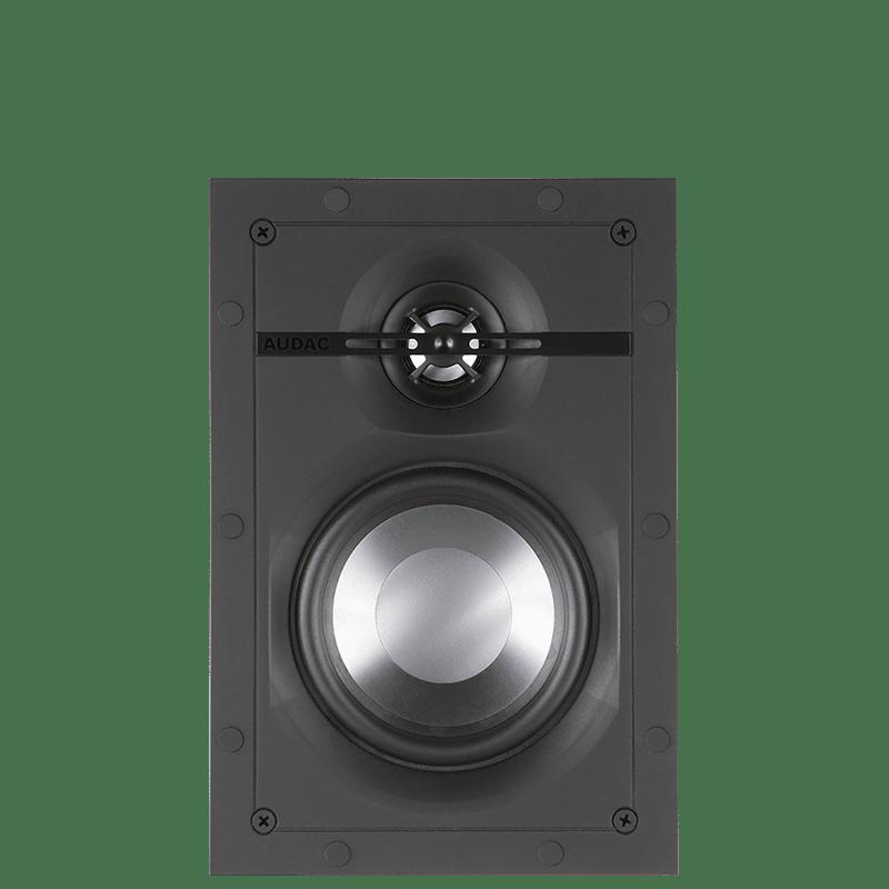 "MERO5 - High-end 2-way in-wall speaker 5"""