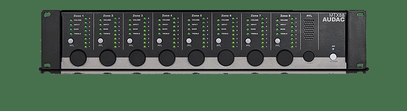 MTX88 - 8-zone audio matrix