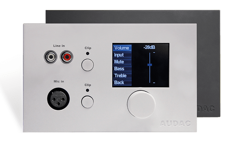 MWX65 - All-in-one wall panel for MTX
