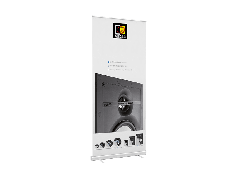 PROMO5027 - Roll up banner CELO & MERO