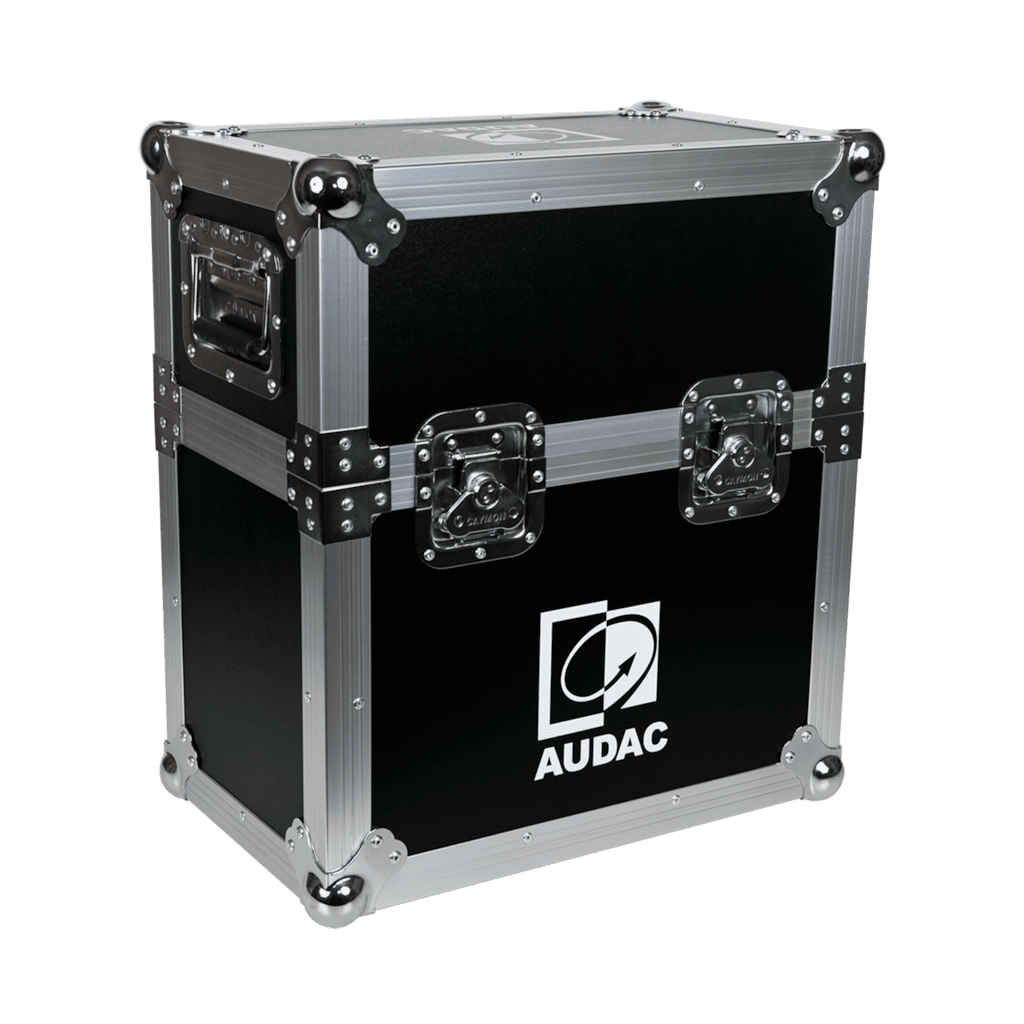 PROMO5100 - Flightcase for ATEO4 speakers