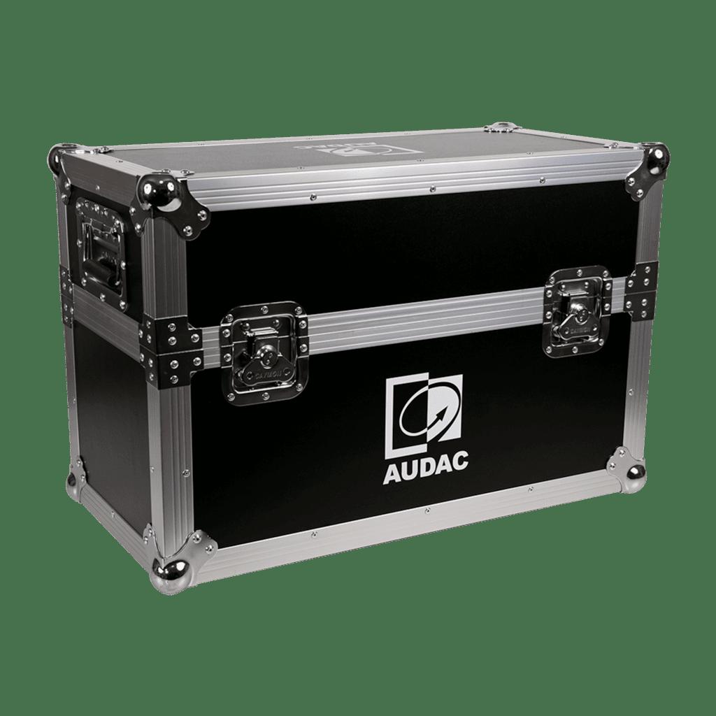 PROMO5107 - Flight case for 2 x xeno8 / vexo8 loudspeaker