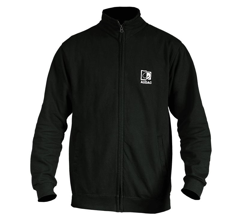 PROMO5122 - AUDAC promotion sweater black