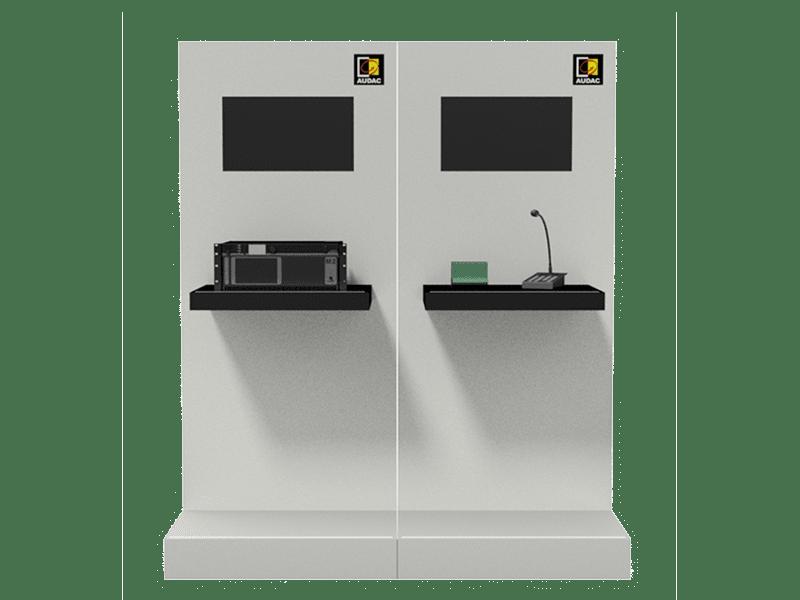 PROMO5305 - AUDAC Touch™ presentation wall