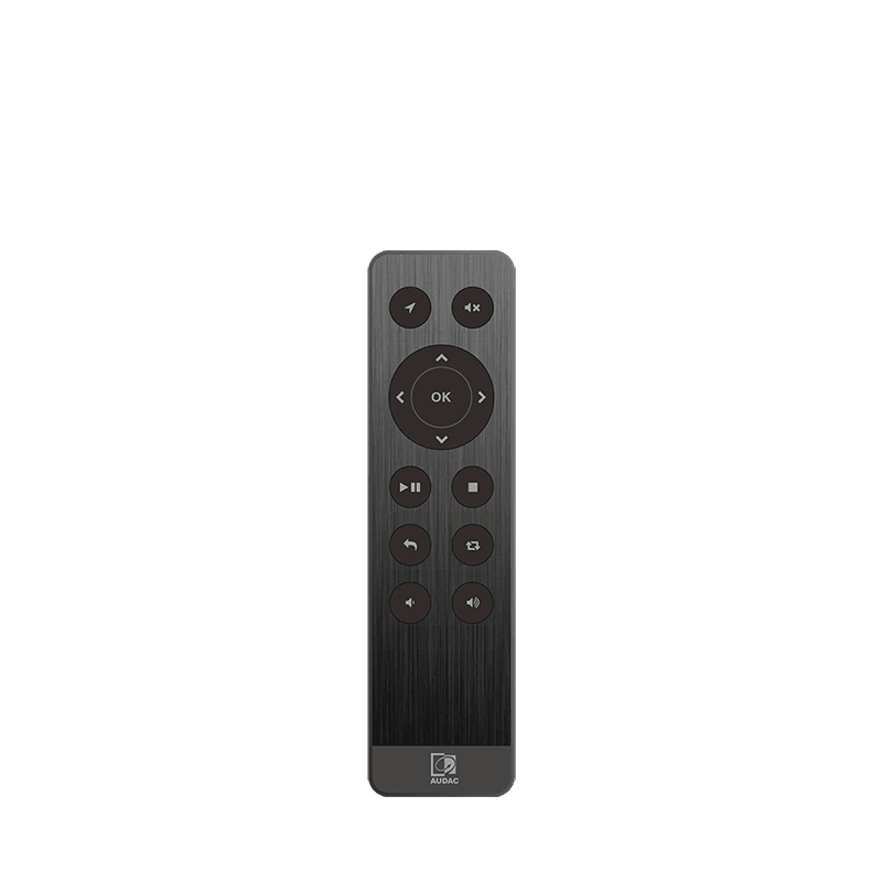 RMT40 - Audio player RF remote control