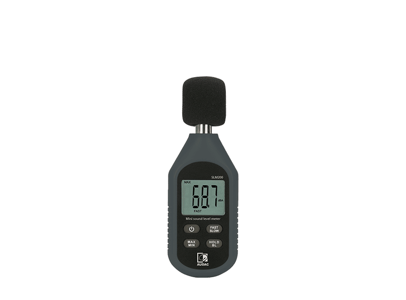 SLM200 - Mini sound level meter