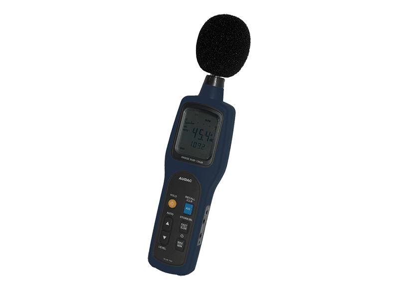 SLM700 - Sound level meter
