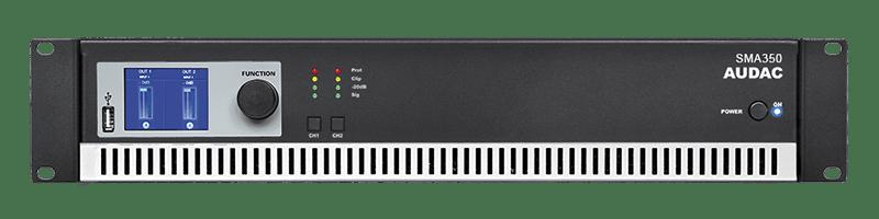 SMA350 - WaveDynamics™ dual-channel power amplifier 2 x 350W